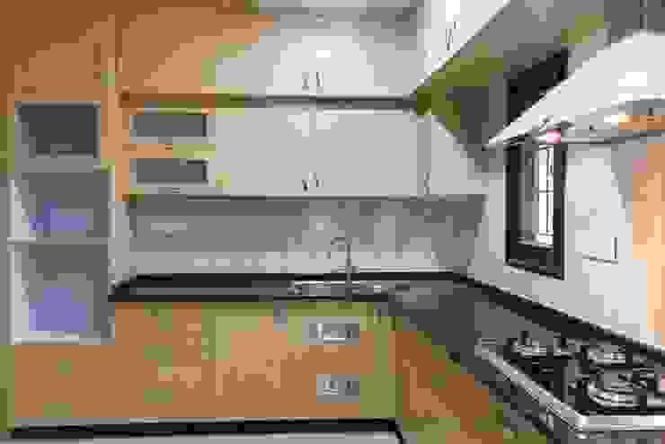 Anil DP Modern kitchen by Designasm Studio Modern