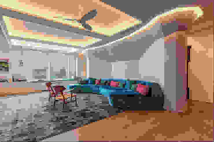 Apartment residence 5th Avenue New York, New York de Luminosa ™ Moderno Vidrio