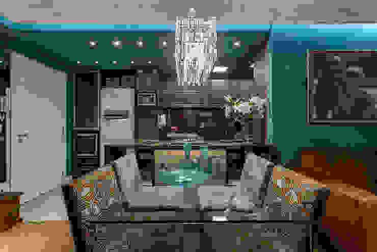 Moderne Esszimmer von arquiteta aclaene de mello Modern