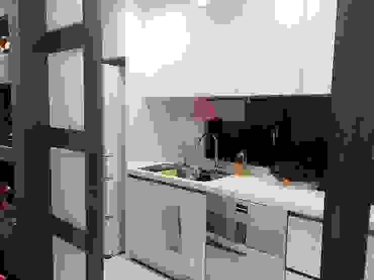 廚房 根據 懷謙建設有限公司 北歐風