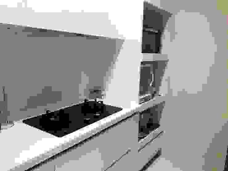 廚具電器櫃 根據 懷謙建設有限公司 北歐風