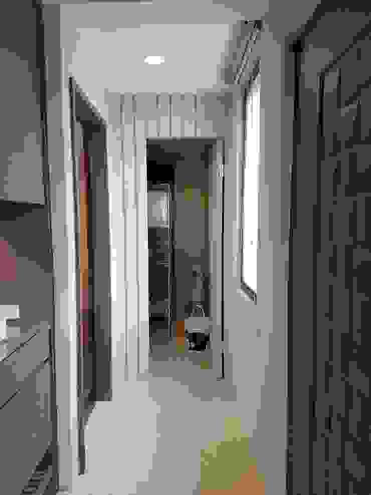 儲藏室: 斯堪的納維亞  by 懷謙建設有限公司, 北歐風