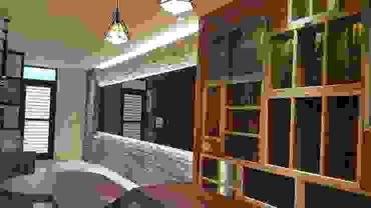 Moderne Wände & Böden von 懷謙建設有限公司 Modern
