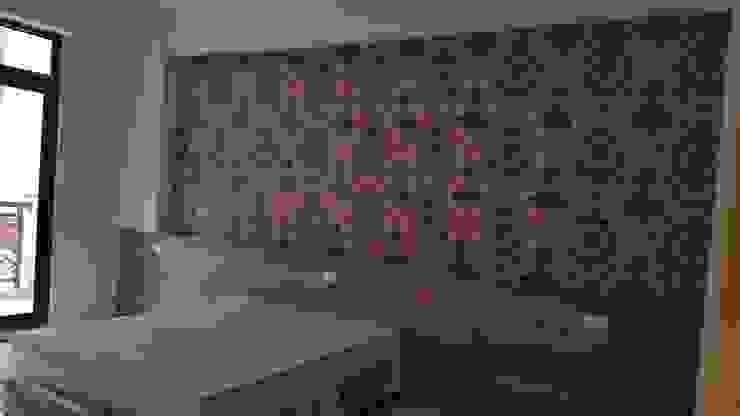 Modern style bedroom by 懷謙建設有限公司 Modern