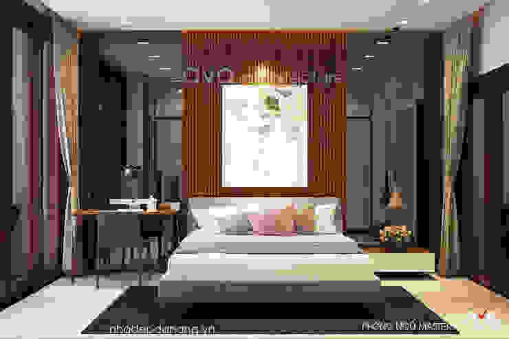 Thiết kế nhà phố đẹp Đà Nẵng bởi AVA Architects
