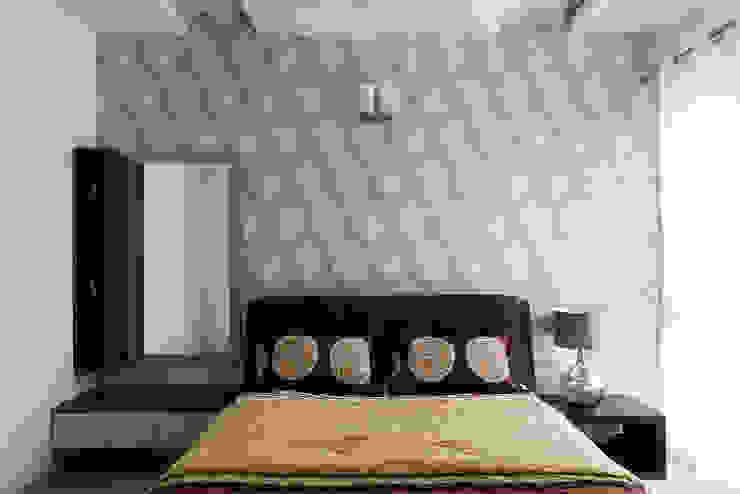 Durga Petals 302 Modern style bedroom by Designasm Studio Modern