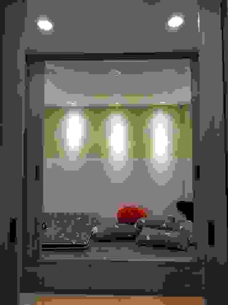 和室&客房 根據 懷謙建設有限公司 日式風、東方風