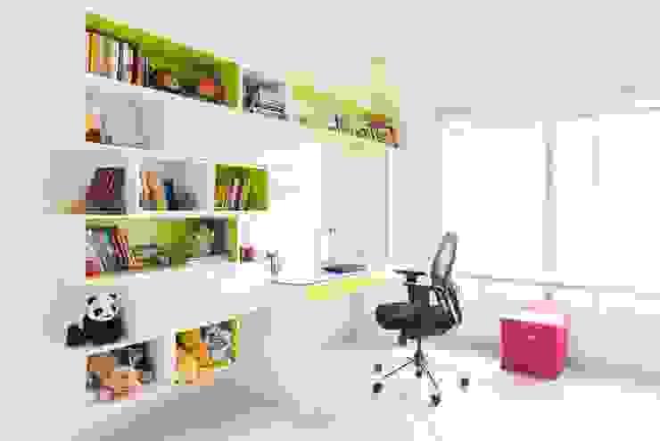 Keerthi residence Moderne Kinderzimmer von designasm Studio Modern