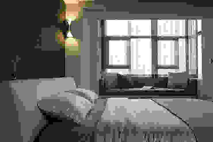 建築與詩小檔 根據 台中室內設計-築采設計 現代風