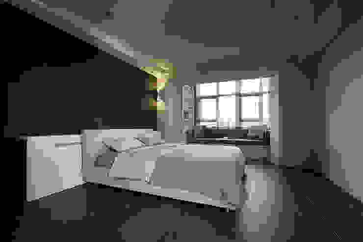 建築與詩小檔 台中室內設計-築采設計 臥室