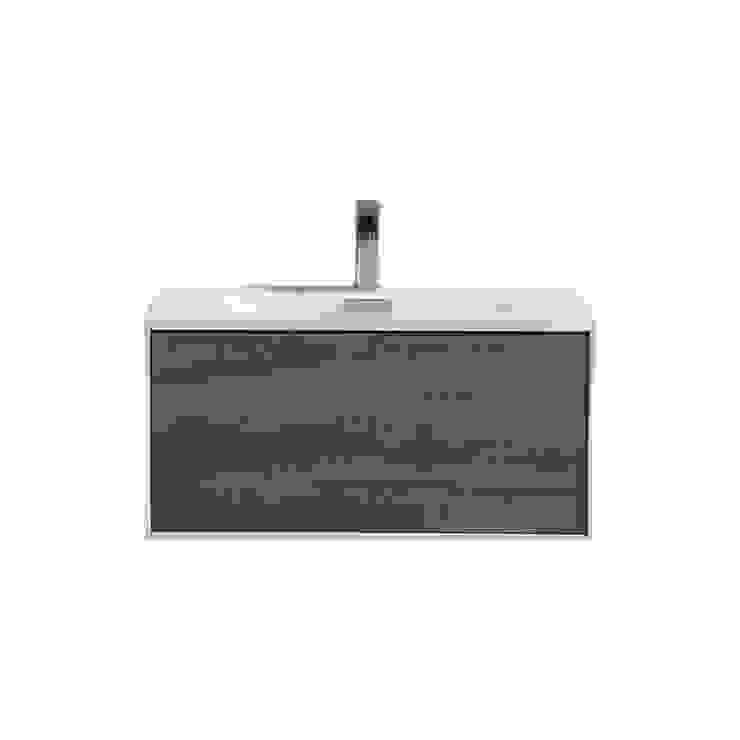 "DIVARIO WALL MOUNT - 30"" - Ocean Gray - SKU: D30BE KubeBath BathroomStorage"