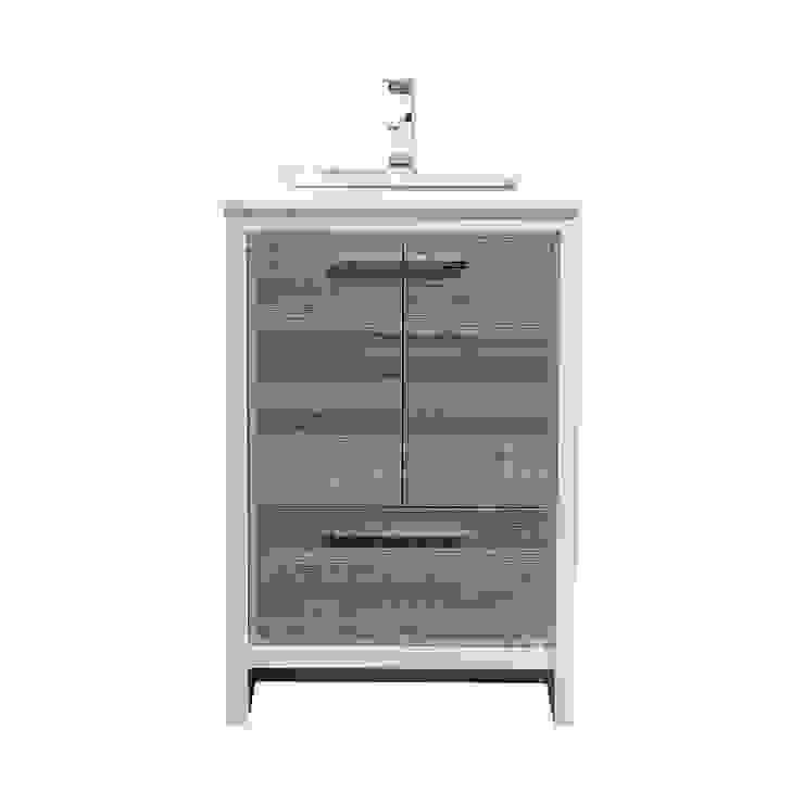 DOLCE - 24″ - ASH GRAY - SKU: AD624HG KubeBath BathroomStorage
