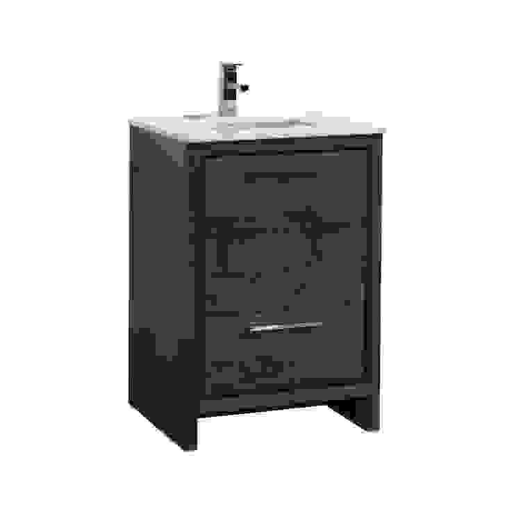 DOLCE - 24″ - ROSE WOOD - SKU: AD624RW KubeBath BathroomStorage