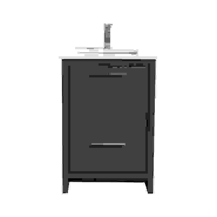 DOLCE - 24″ - GRAY OAK - SKU: AD624WB KubeBath BathroomStorage