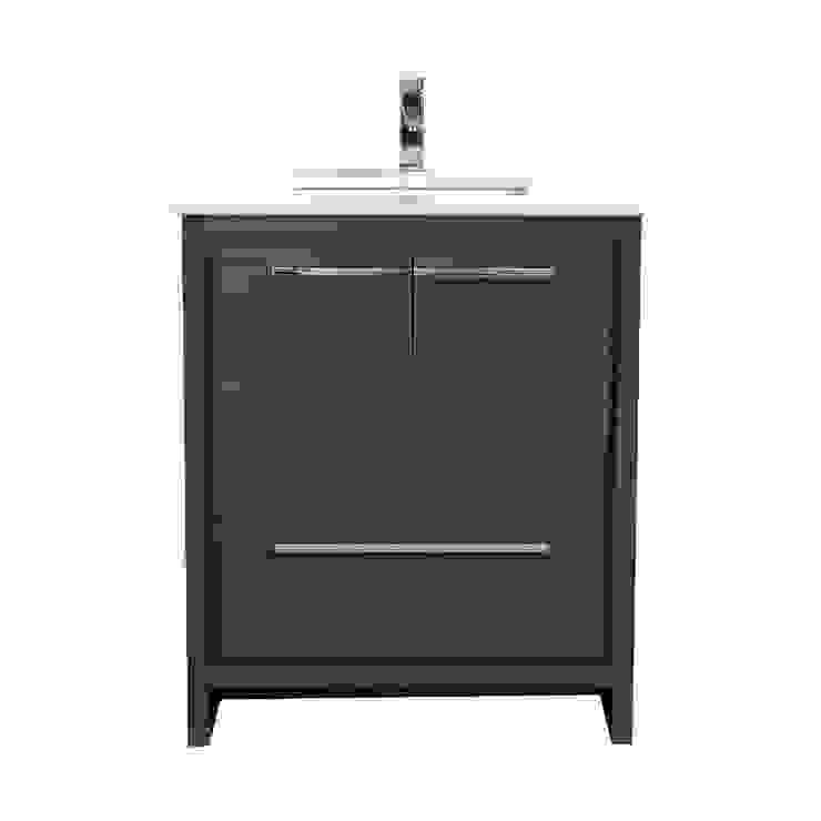 DOLCE - 30″ - GRAY OAK - SKU: AD630WB KubeBath BathroomStorage