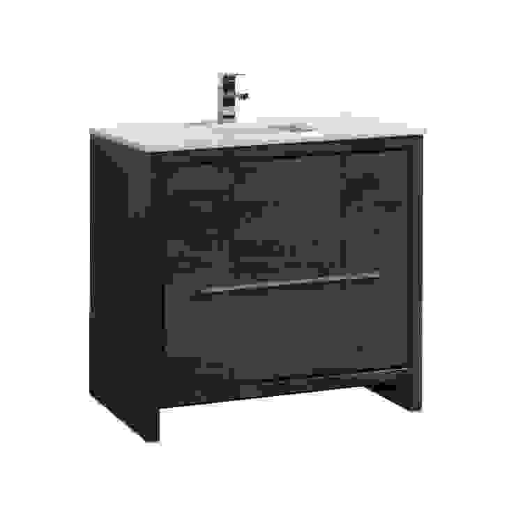 DOLCE - 36″ - ROSE WOOD - SKU: AD636RW KubeBath BathroomStorage