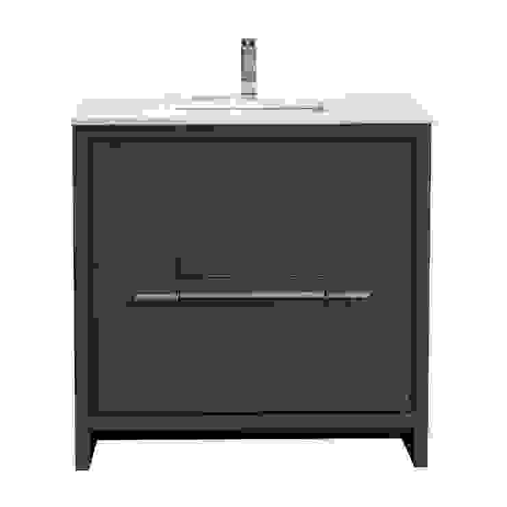 DOLCE - 36″ - GRAY OAK - SKU: AD636WB KubeBath BathroomStorage