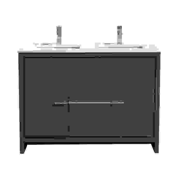 DOLCE - 48″ - GRAY OAK - DOUBLE SINK - SKU: AD648DWB KubeBath BathroomStorage