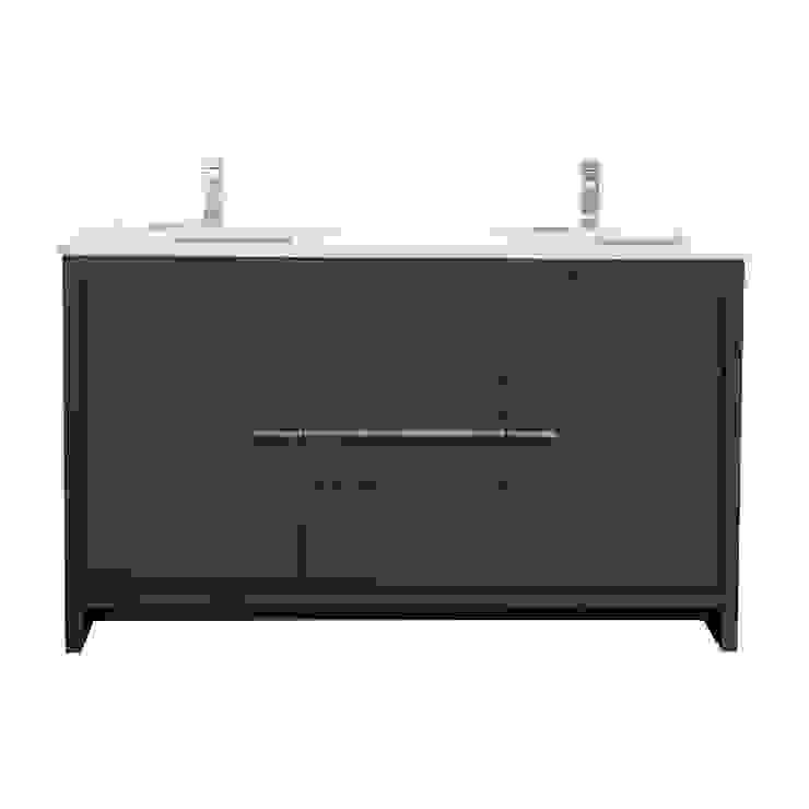 DOLCE - 60″ - GRAY OAK - DOUBLE SINK - SKU: AD660DWB KubeBath BathroomStorage