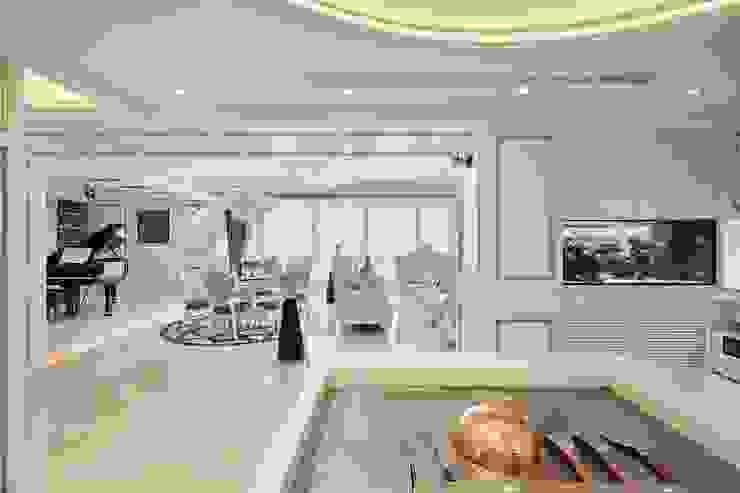 公共領域的串聯景致 根據 趙玲室內設計 古典風