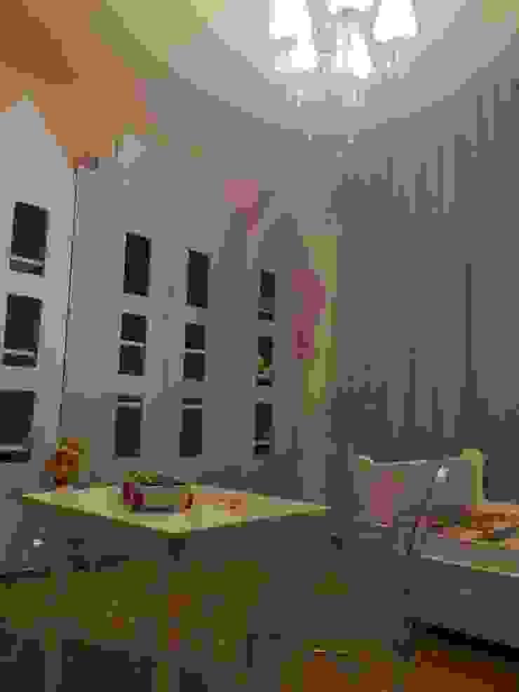 Habitación Niñas de Kaa Interior | Arquitectura de Interior | Santiago Moderno