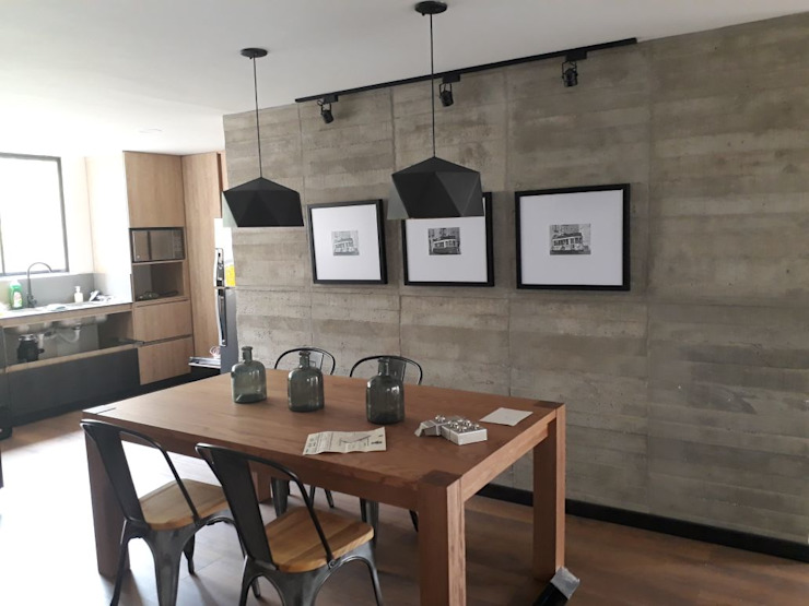 Modern Dining Room by Cosmoservicios SAS Modern