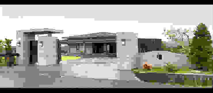 宜蘭 三星 別墅 農舍 入口 外觀 設計 根據 艾莉森 空間設計 日式風、東方風