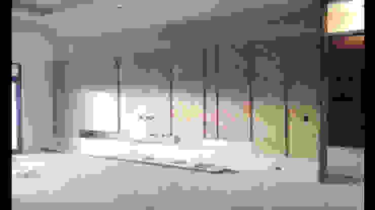 造型 收納 電視牆 設計 施工 照片: 不拘一格  by 艾莉森 空間設計, 隨意取材風
