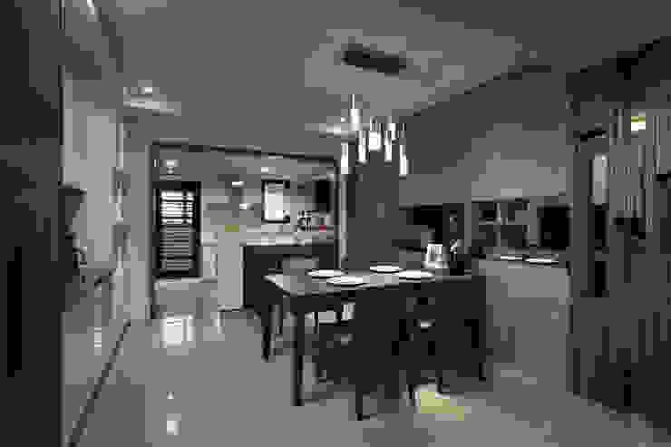 新業小檔 根據 台中室內設計-築采設計