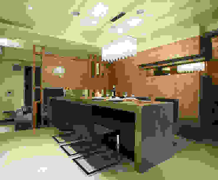 新竹劉先生 根據 台中室內設計-築采設計