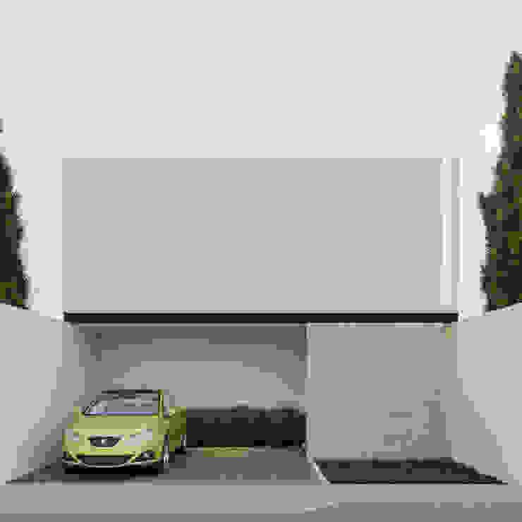 Minimalist houses by Ki-Wi Minimalist