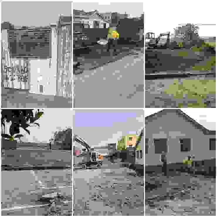 地基開挖 懷謙建設有限公司