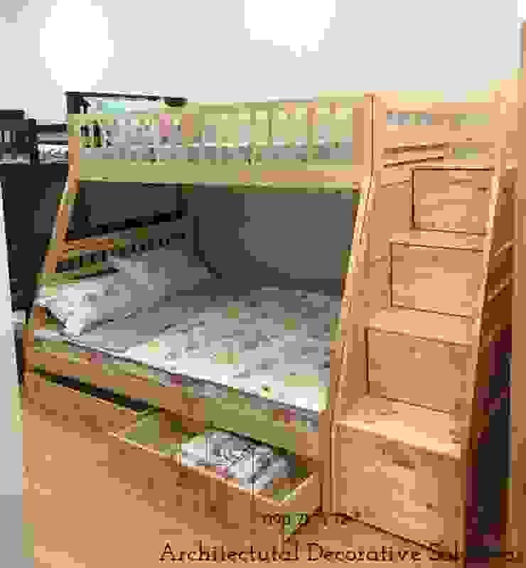 Giường Tầng Phòng trẻ em phong cách hiện đại bởi Deco Việt Hiện đại