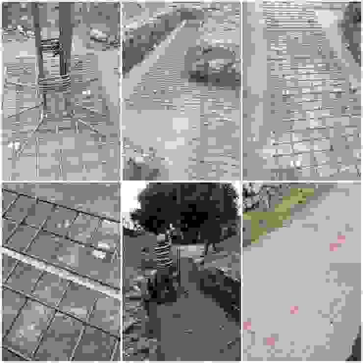 基礎放樣&綁筋工程 懷謙建設有限公司