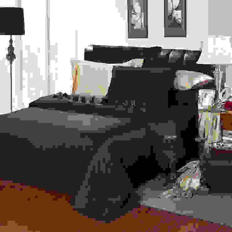 Bedroom Design, Silk Bedding: modern  by PandaSilk, Modern Silk Yellow