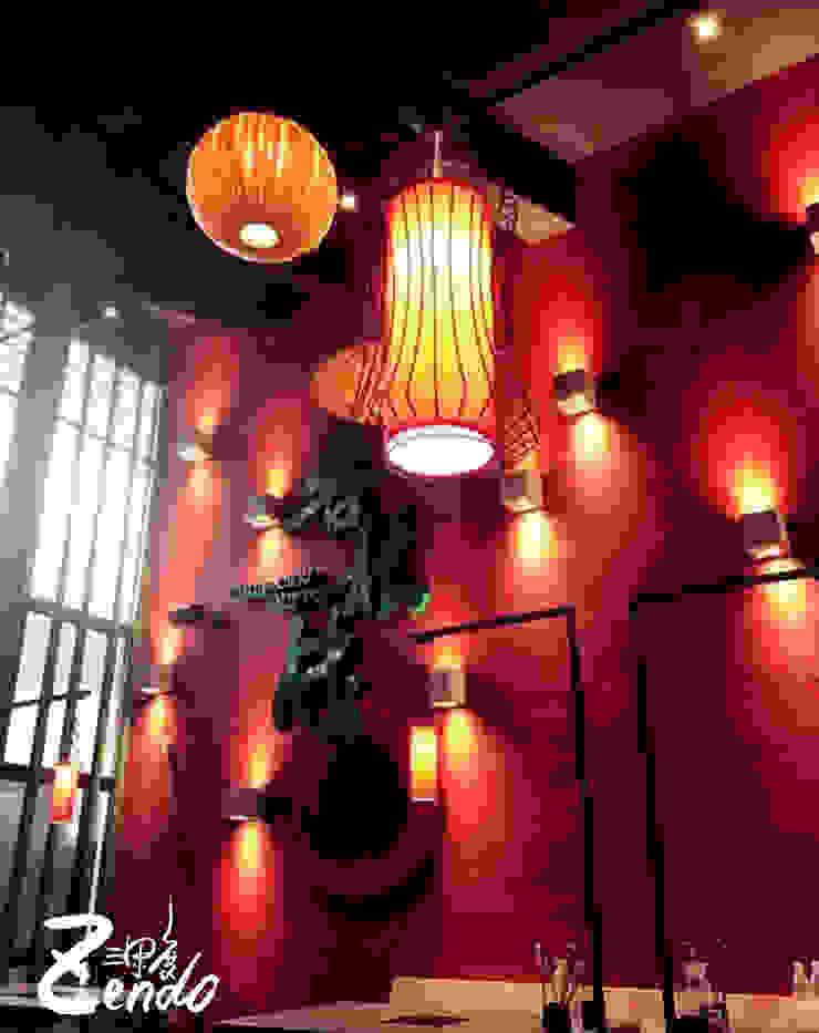 春秋戰鍋︱馬來西亞 根據 Zendo 深度空間設計 日式風、東方風