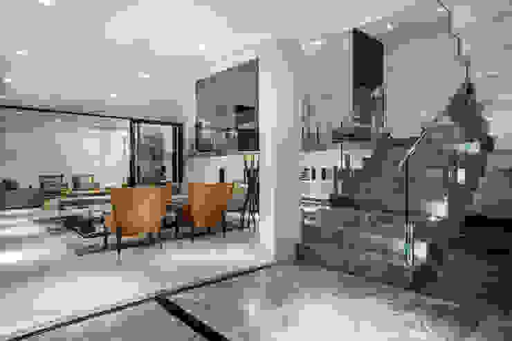 Casa J.C. por Rosset Arquitetura Moderno