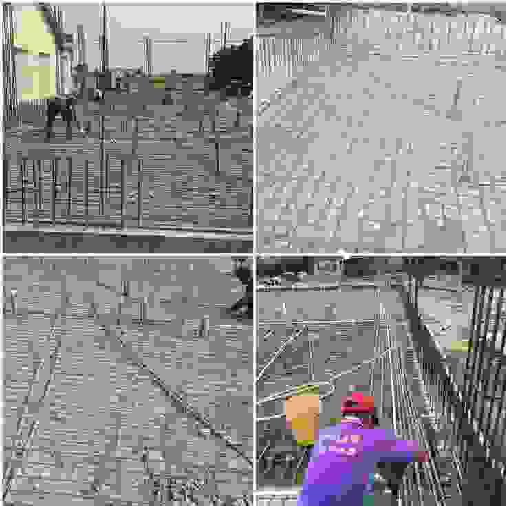 地面鋼筋網工程 懷謙建設有限公司