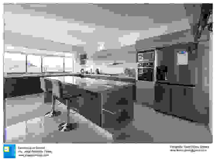 Casa Zotero de Excelencia en Diseño Minimalista Granito