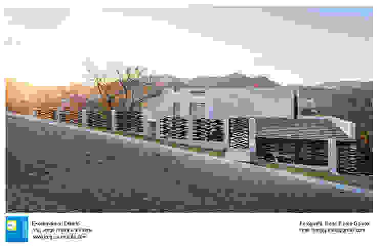 Casa Zotero Casas minimalistas de Excelencia en Diseño Minimalista
