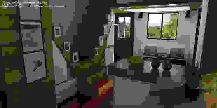 Tiny house Design (28 sq. m - Floor Area) by Arquitectura Designs