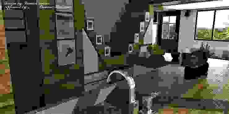 Tiny house Design (28 sq. m—Floor Area) by Arquitectura Designs