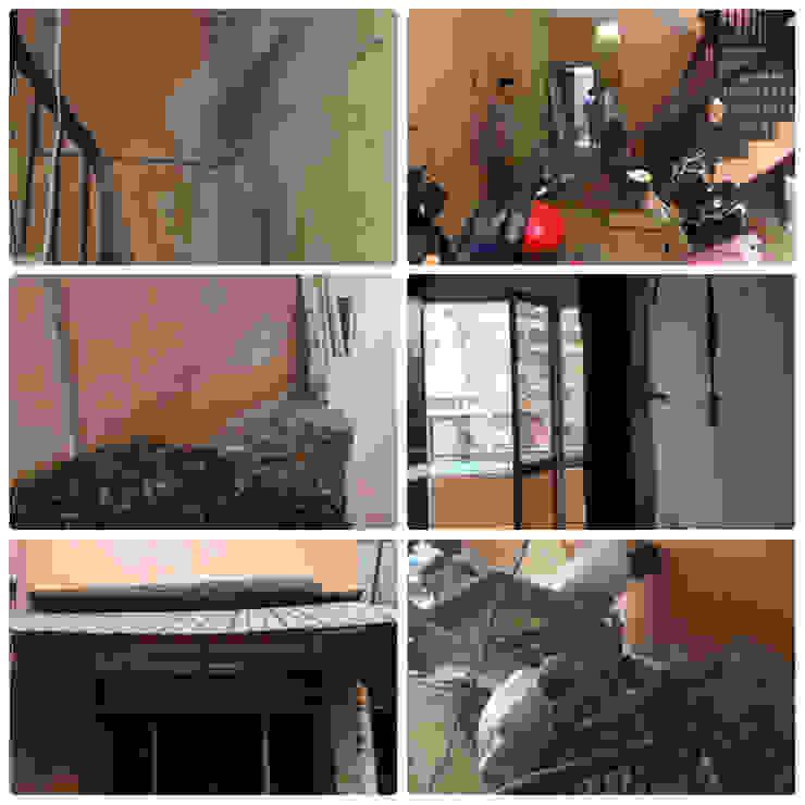 Sửa chữa nâng cấp trọn gói: hiện đại  by Công ty TNHH sửa chữa nhà phố trọn gói An Phú 0911.120.739, Hiện đại