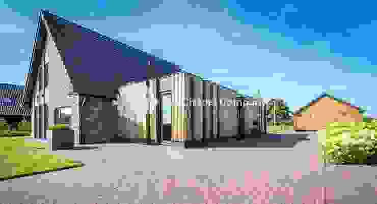 Maisons rurales par Architectenbureau The Citadel Company Rural