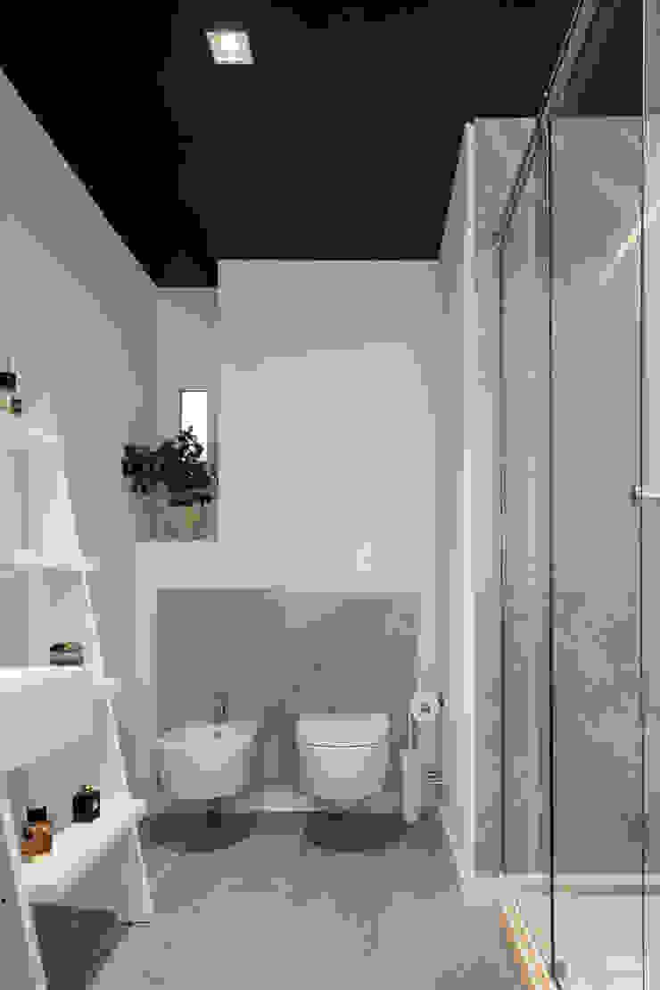 Moderne Badezimmer von Patrizia Burato Architetto Modern Marmor
