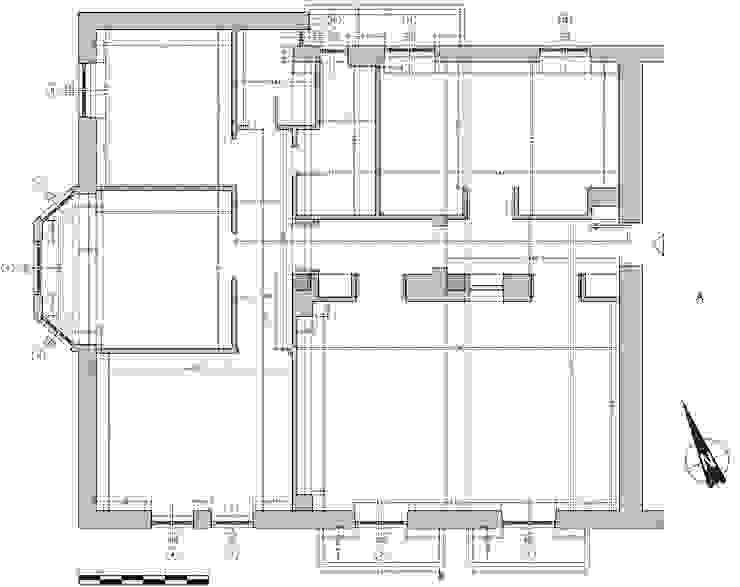 modern  von Patrizia Burato Architetto, Modern