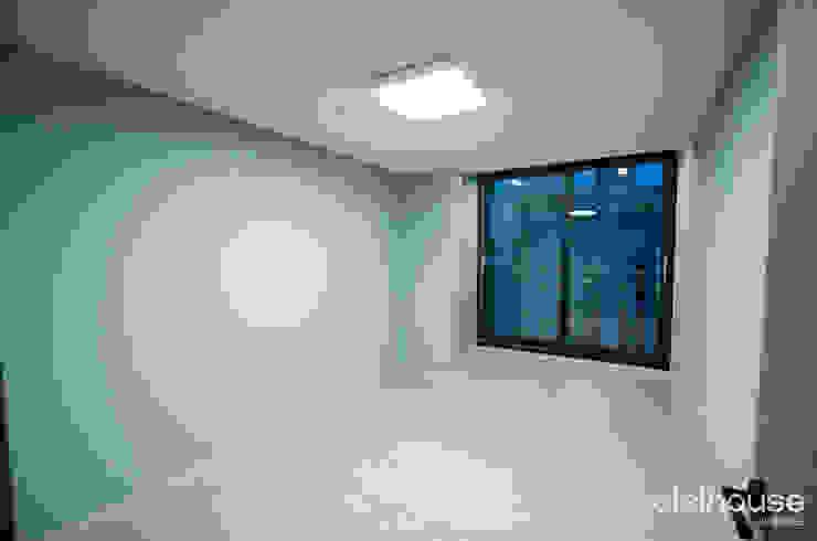 밝고 환하게 바뀐 40평대 아파트 인테리어 모던스타일 아이방 by 씨엘하우스 모던