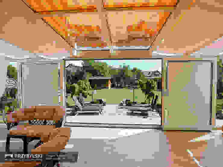 Classic style conservatory by P.W. Przybylski Classic Aluminium/Zinc