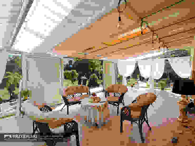 Jardines de invierno de estilo clásico de P.W. Przybylski Clásico Aluminio/Cinc