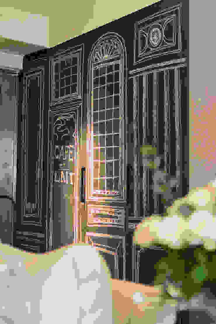 復古手感宅 根據 文儀室內裝修設計有限公司 現代風